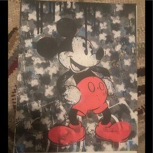 High quality print of artist crisp work